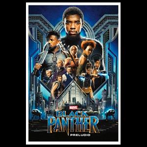 Pantera Negra: Preludio