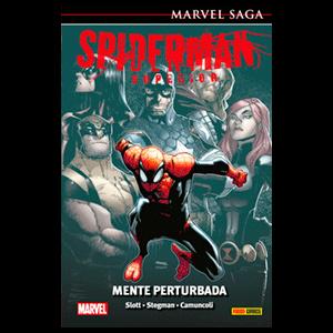 El Asombroso Spiderman 40. Spiderman Superior: Mente perturbada