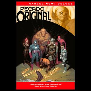 Pecado Original. Marvel Now! Deluxe