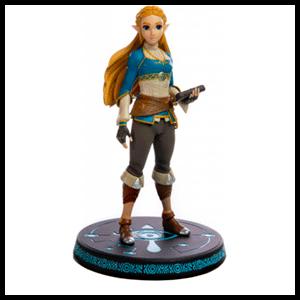 Estatua The Legend of Zelda: Breath of the Wild Princesa Zelda