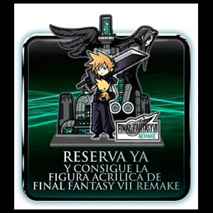 Final Fantasy VII Remake - Figura acrílica