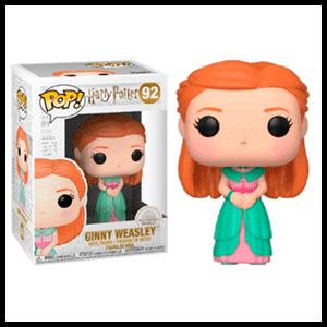 Figura Pop Harry Potter: Ginny Weasley