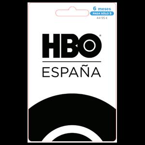 Pin HBO 6 meses