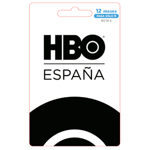 Pin HBO 1 año