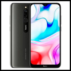 """Xiaomi Redmi 8 6,22"""" 3GB+32GB 12+2Mpx Negro"""