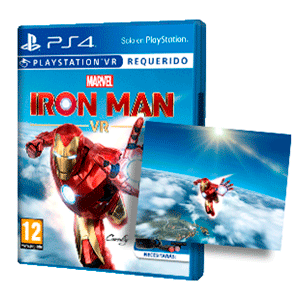Marvel´s Iron Man VR