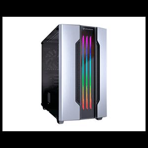 COUGAR GEMINI M RGB Silver - Caja de Ordenador