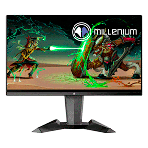 "MILLENIUM MD27 PRO 27"" TN QHD 2K 144Hz - Monitor Gaming - Reacondicionado"