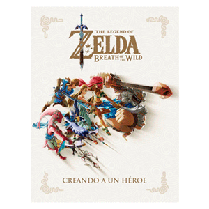 The Legend of Zelda: Breath of the Wild. Creando a un Héroe