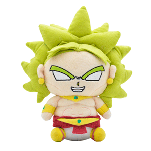 Peluche Dragon Ball Z Broly 15cm
