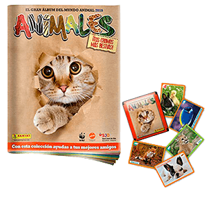 Álbum Animales 2019