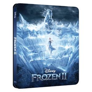 Frozen II Edición Steelbook