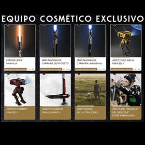 Star Wars - DLC Equipo Cosmético