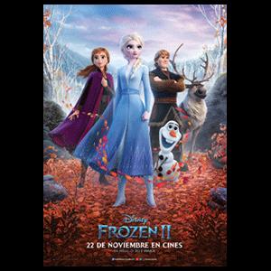 Frozen II - póster