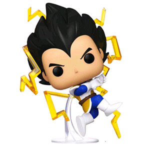 Figura Pop Dragon Ball Z: Vegeta Galick Gun