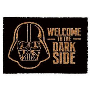 Felpudo Star Wars Dark Side Black