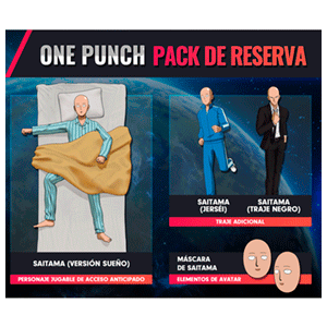 One Punch Man - DLC pack de reserva XONE
