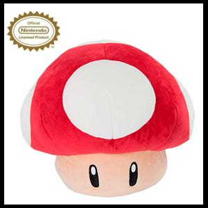 Peluche Mega Nintendo: Super Mushroom