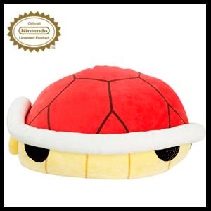 Peluche Mega Nintendo: Red Shell