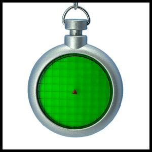 Llavero Dragon Ball Premiun DBZ Radar