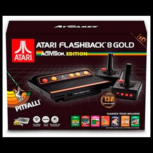 Consola Retro Atari Flashback 8 Gold Activision Edition (130 juegos)