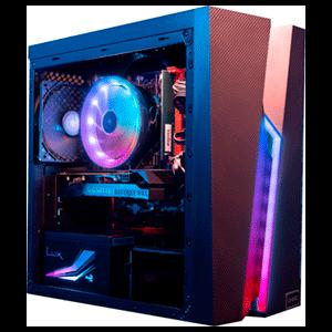 GAMEPC G31T - i3-9100F - GTX 1650 SUPER 4GB - 8GB RAM - 480GB SSD - SOBREMESA GAMING