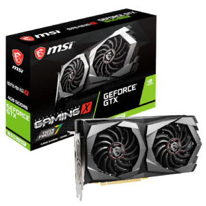 MSI GeForce GTX 1650 SUPER GAMING X 4GB GDDR6 - Tarjeta Gráfica Gaming