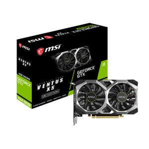 MSI GeForce GTX 1650 SUPER VENTUS XS OC 4GB GDDR6 - Tarjeta Gráfica Gaming