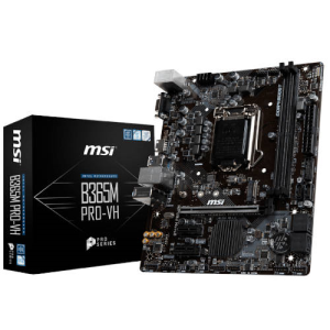MSI B365M PRO-VH Micro ATX - Placa Base Gaming