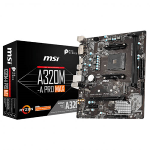 MSI A320M-A Pro Max - Placa Base Gaming