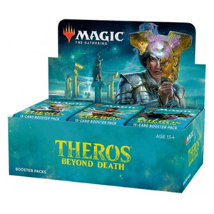 Sobre Magic the Gathering: Theros Más Allá de la Muerte