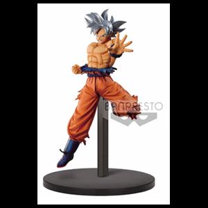 Figura Banpresto Dragon Ball super: Goku Ultra Instinct