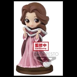 Disney Characters Q posket petit Story of Belle(ver.C)