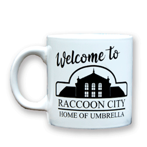 Taza Resident Evil Welcome to Raccoon City 590ml