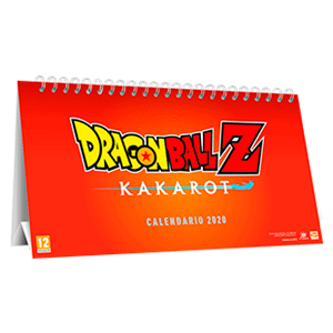 Dragon Ball Z Kakarot - calendario