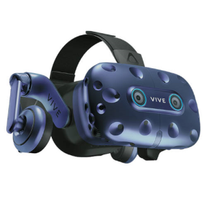 HTC Vive PRO EYE - Kit Completo - Gafas de Realidad Virtual