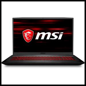 MSI GF75 Thin 9SC-277XES - i7-9750H - GTX 1650 4GB - 16GB - 512GB SSD - 17,3'' FHD 120Hz - FreeDOS - Portátil Gaming