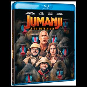 Jumanji - El Siguiente Nivel