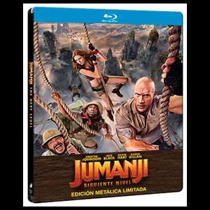 Jumanji - El Siguiente Nivel - Steelbook