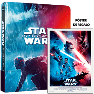 Star Wars - El Ascenso de Skywalker - Steelbook