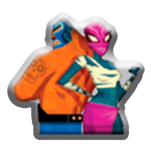 Guacamelee One Two Punch - pin