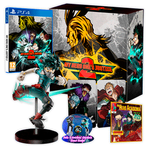 My Hero One's Justice 2 Plus Ultra Edition