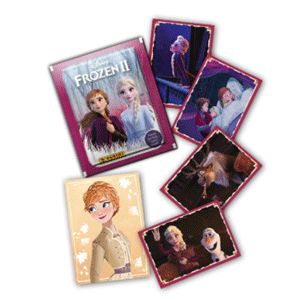 Sobre Cromos Frozen II