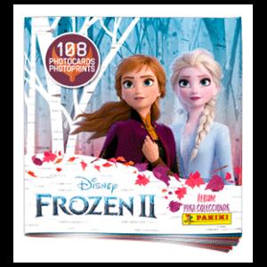 Álbum Cromos Frozen II