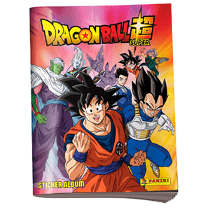 Álbum Cromos Dragon Ball Super 2020