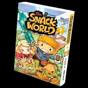 Snack World De Mazmorra en Mazmorra - Manga