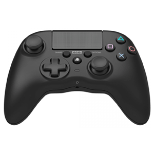 Controller Bluetooth Hori Onyx Plus PS4-PC -Licencia oficial- (REACONDICIONADO)