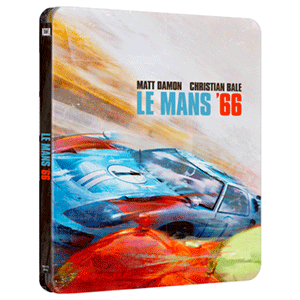 Le Mans '66 - Steelbook Edition