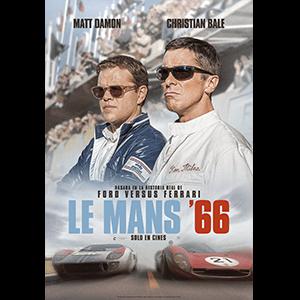 Le Mans 66 - póster