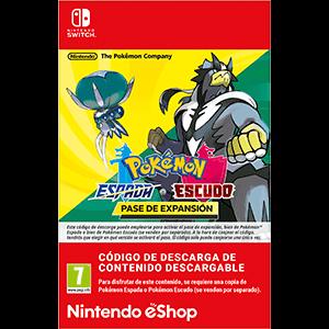 Pokémon Espada ó Escudo Expansion Pass NSW